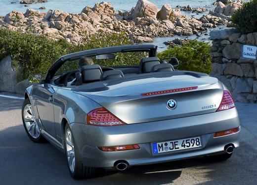 BMW Serie 6 facelift - Foto 8 di 15