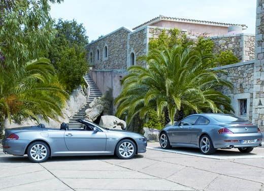 BMW Serie 6 facelift - Foto 9 di 15