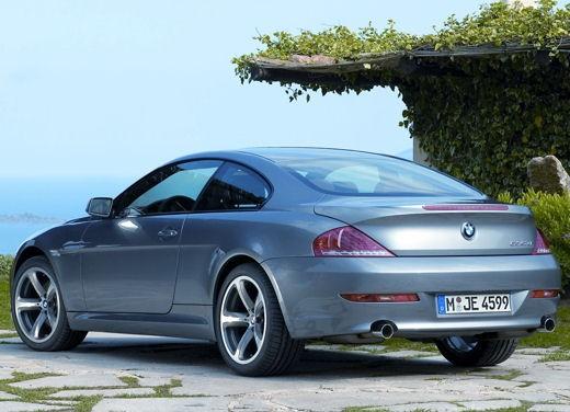 BMW Serie 6 facelift - Foto 10 di 15