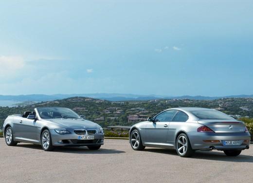 BMW Serie 6 facelift - Foto 11 di 15