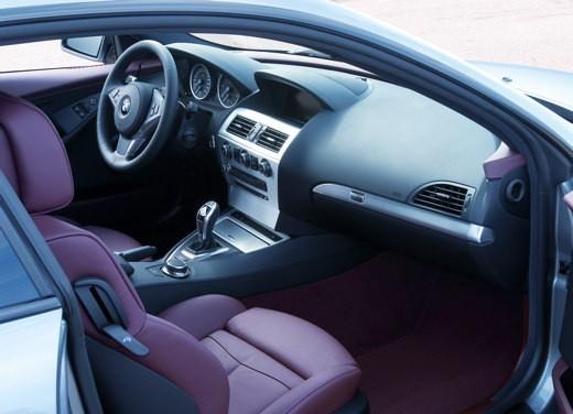 BMW Serie 6 facelift - Foto 14 di 15
