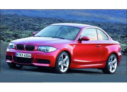 bmw serie 1 coupé, prestazioni e consumi della gamma diesel