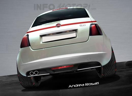 Fiat nuova 500 Vs Mini - Foto 33 di 39