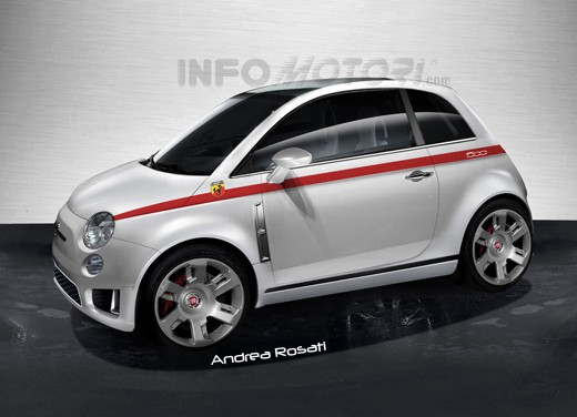Fiat nuova 500 Vs Mini - Foto 19 di 39