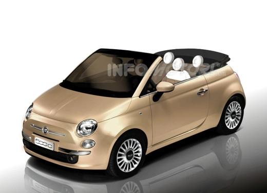 Fiat nuova 500 Vs Mini - Foto 24 di 39