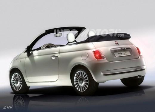 Fiat nuova 500 Vs Mini - Foto 25 di 39
