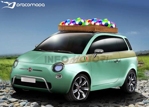 Fiat nuova 500 Vs Mini - Foto 26 di 39