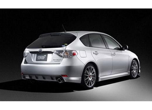 Ultimissime: Subaru Impreza STI Sport Pack - Foto 2 di 6