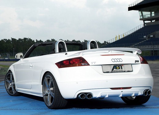 Audi TT Roadster by ABT - Foto 9 di 12