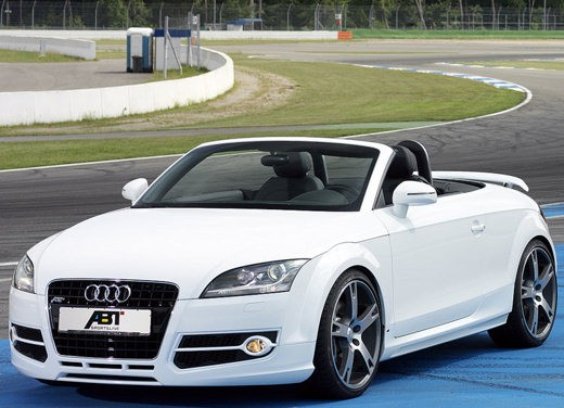 Audi TT Roadster by ABT - Foto 10 di 12