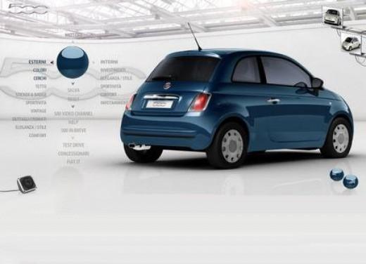 Ultimissime: Fiat nuova 500