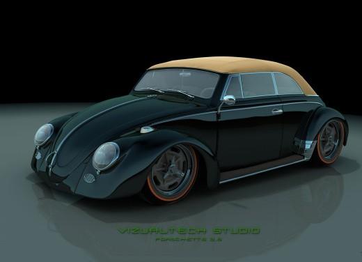 Ultimissime: Volkswagen Porschette by Bo Zolland