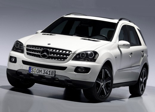 Ultimissime: Mercedes ML Edition 10