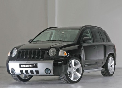 Ultimissime: Jeep Compass by Startech - Foto 1 di 5