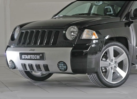 Ultimissime: Jeep Compass by Startech - Foto 4 di 5