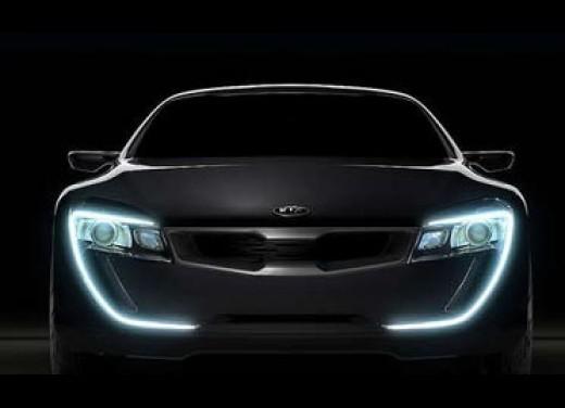 Ultimissime: Kia Kee Sport Coupe Concept - Foto 1 di 10