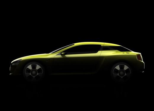 Ultimissime: Kia Kee Sport Coupe Concept - Foto 4 di 10