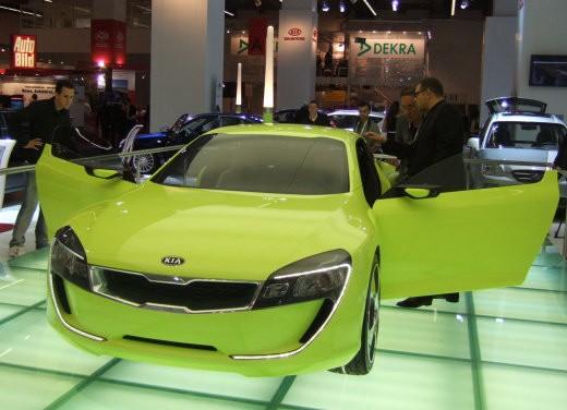 Ultimissime: Kia Kee Sport Coupe Concept - Foto 5 di 10