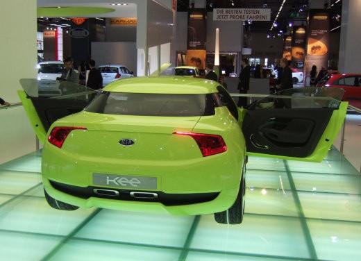 Ultimissime: Kia Kee Sport Coupe Concept - Foto 6 di 10