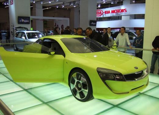 Ultimissime: Kia Kee Sport Coupe Concept - Foto 7 di 10