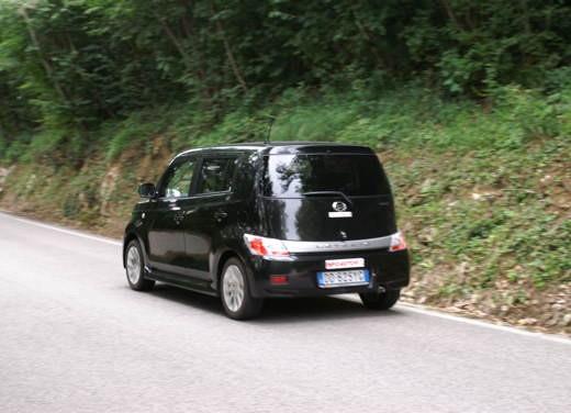 Daihatsu Materia vs Lancia Y Sport MomoDesign - Foto 31 di 31