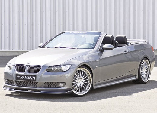 Ultimissime: BMW Serie 3 Cabrio by Hamann