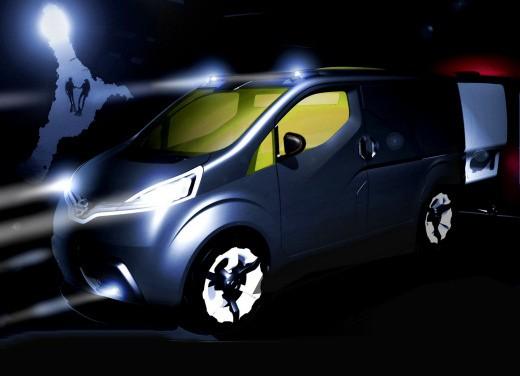 Ultimissime: Nissan NV200 Concept