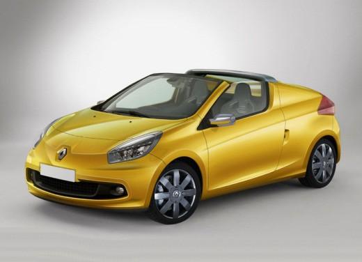 Ultimissime: Renault Twingo Coupé Cabriolet