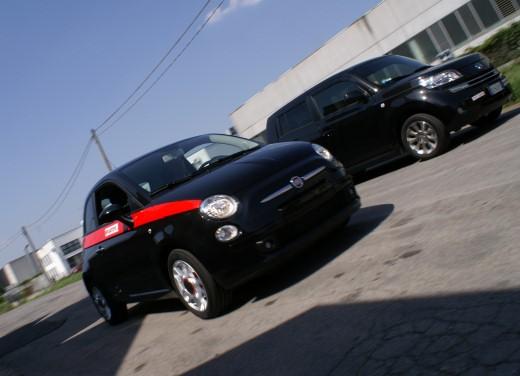 Fiat nuova 500 Vs Daihatsu Materia - Foto 2 di 31