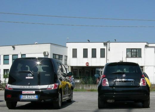 Fiat nuova 500 Vs Daihatsu Materia - Foto 5 di 31