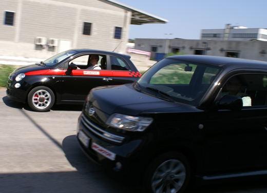 Fiat nuova 500 Vs Daihatsu Materia - Foto 9 di 31