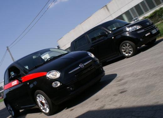 Fiat nuova 500 Vs Daihatsu Materia - Foto 10 di 31