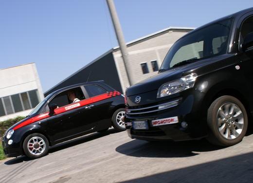 Fiat nuova 500 Vs Daihatsu Materia - Foto 13 di 31