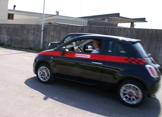 Fiat nuova 500 Vs Daihatsu Materia - Foto 15 di 31