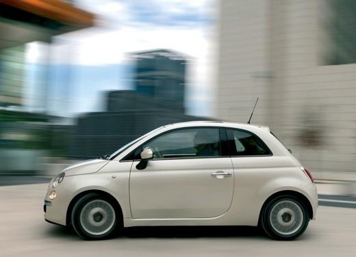 Fiat nuova 500 Vs Daihatsu Materia - Foto 16 di 31