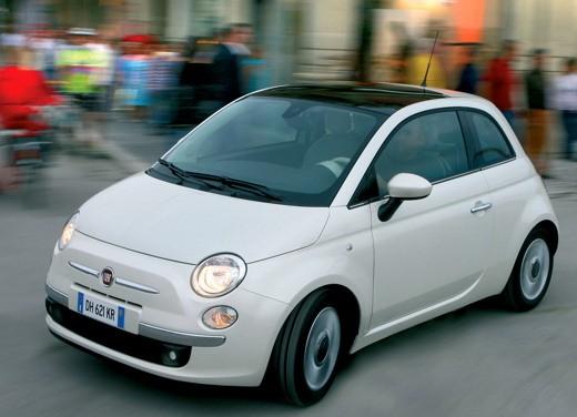 Fiat nuova 500 Vs Daihatsu Materia - Foto 17 di 31