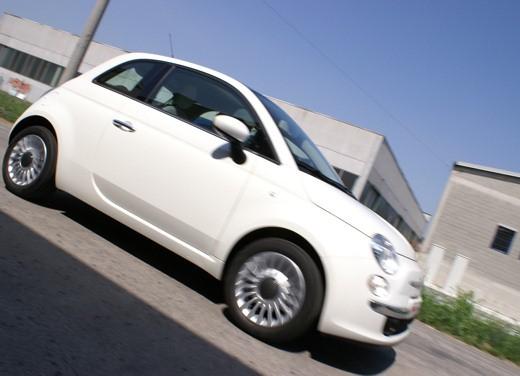 Fiat nuova 500 Vs Daihatsu Materia - Foto 18 di 31