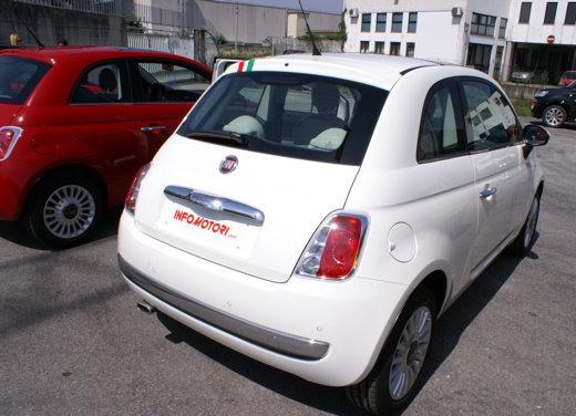 Fiat nuova 500 Vs Daihatsu Materia - Foto 19 di 31