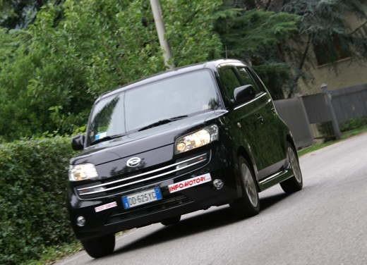 Fiat nuova 500 Vs Daihatsu Materia - Foto 23 di 31