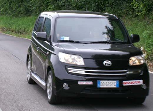Fiat nuova 500 Vs Daihatsu Materia - Foto 24 di 31