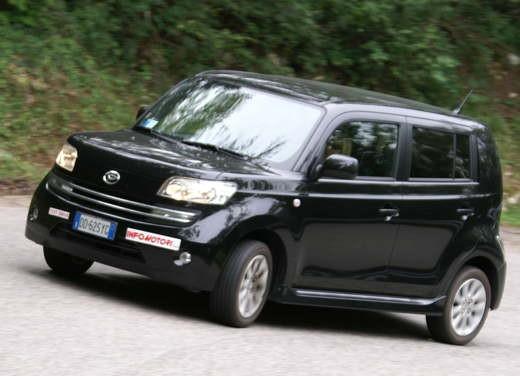 Fiat nuova 500 Vs Daihatsu Materia - Foto 25 di 31