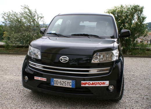 Fiat nuova 500 Vs Daihatsu Materia - Foto 26 di 31