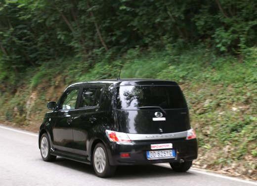 Fiat nuova 500 Vs Daihatsu Materia - Foto 27 di 31