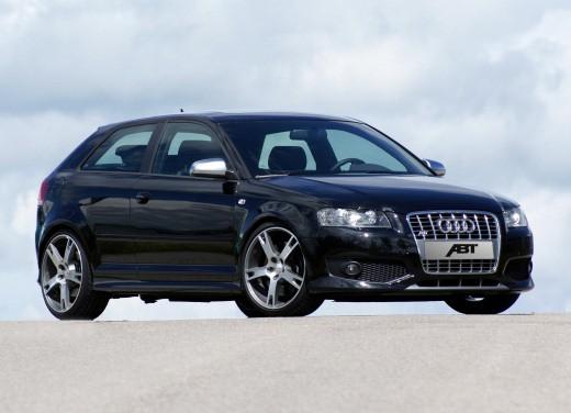 Audi S3 riveduta e corretta dal noto tuner tedesco ABT - Foto 1 di 3