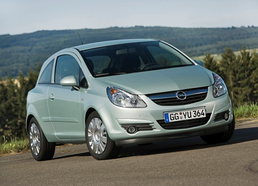 Ultimissima: Opel Corsa Hybrid - Foto 1 di 5