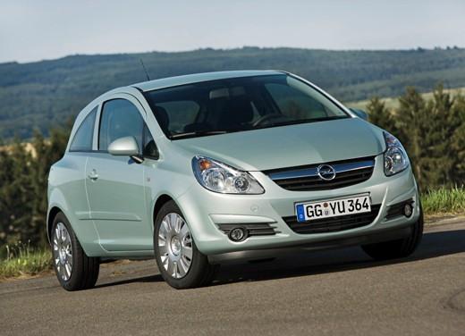 Ultimissima: Opel Corsa Hybrid - Foto 2 di 5