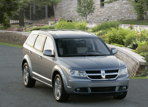 Ultimissima: Dodge Journey - Foto 1 di 6