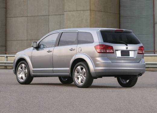 Ultimissima: Dodge Journey - Foto 4 di 6