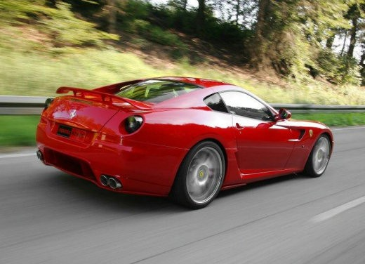 Ultimissime: Ferrari 599 GTB by Novitec Rosso - Foto 11 di 13
