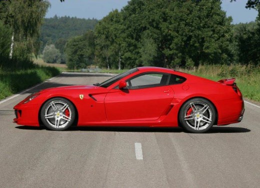 Ultimissime: Ferrari 599 GTB by Novitec Rosso - Foto 12 di 13